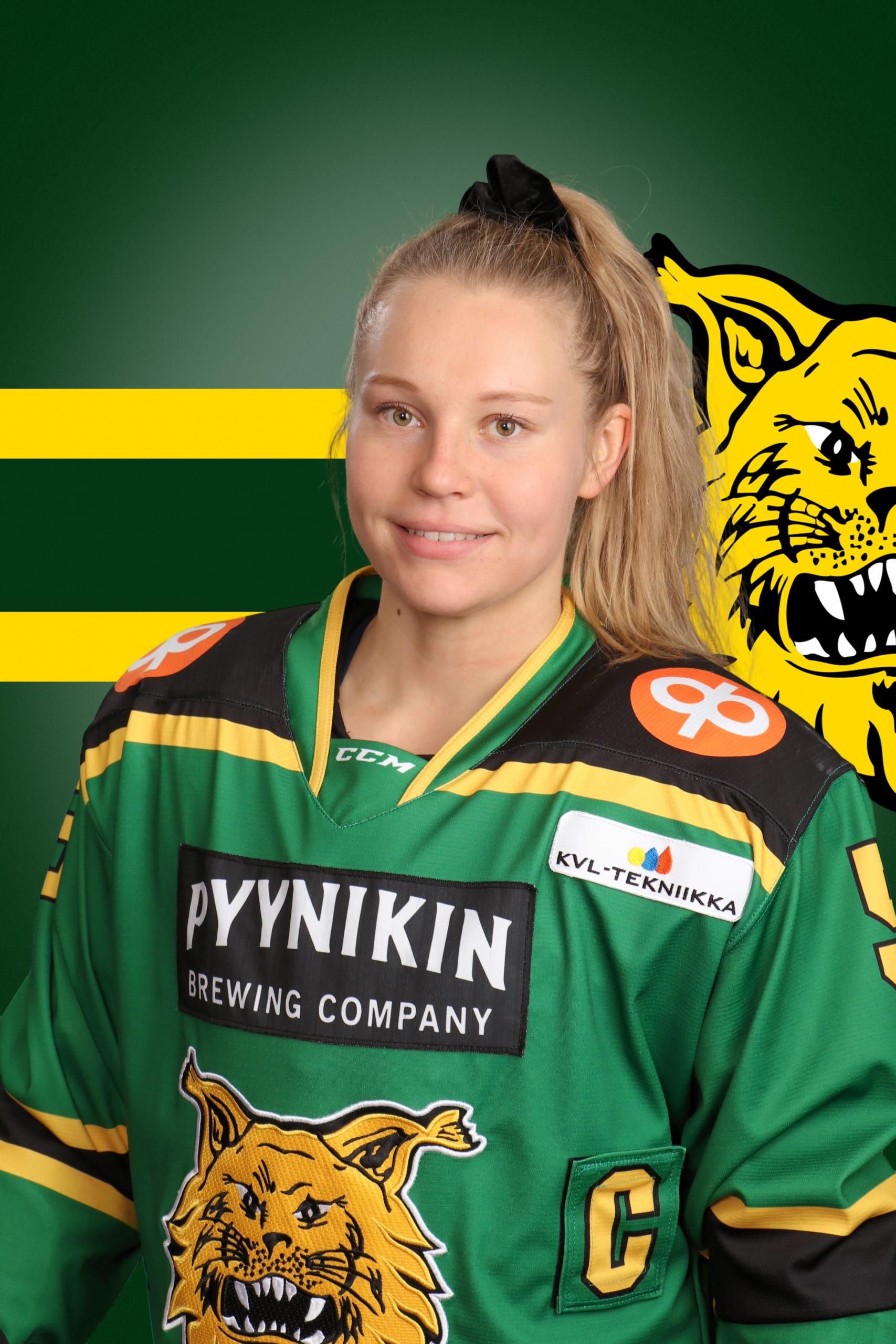 Anna Kilponen - Ilves Naiset