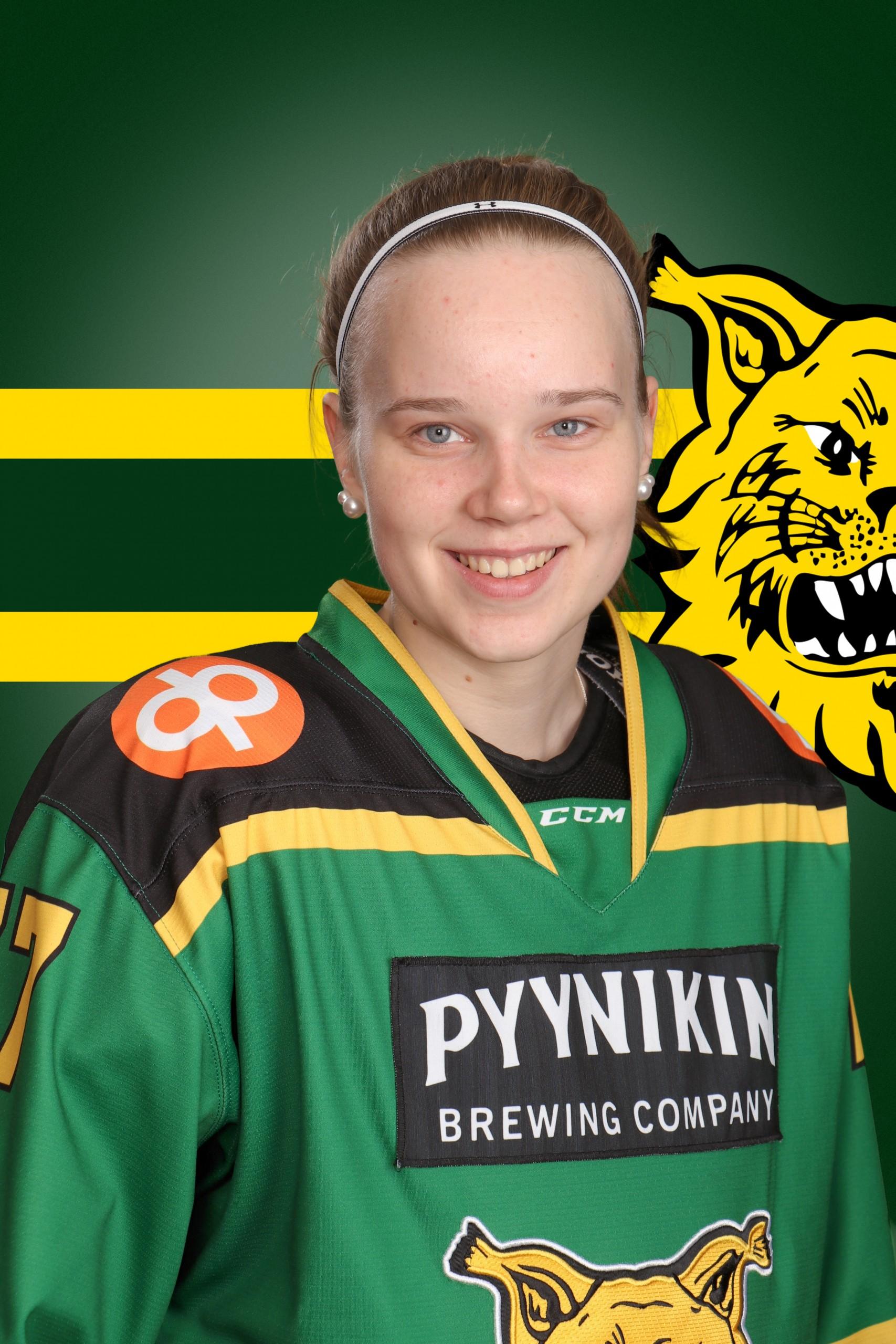 Hanna Laitila - Ilves Naiset