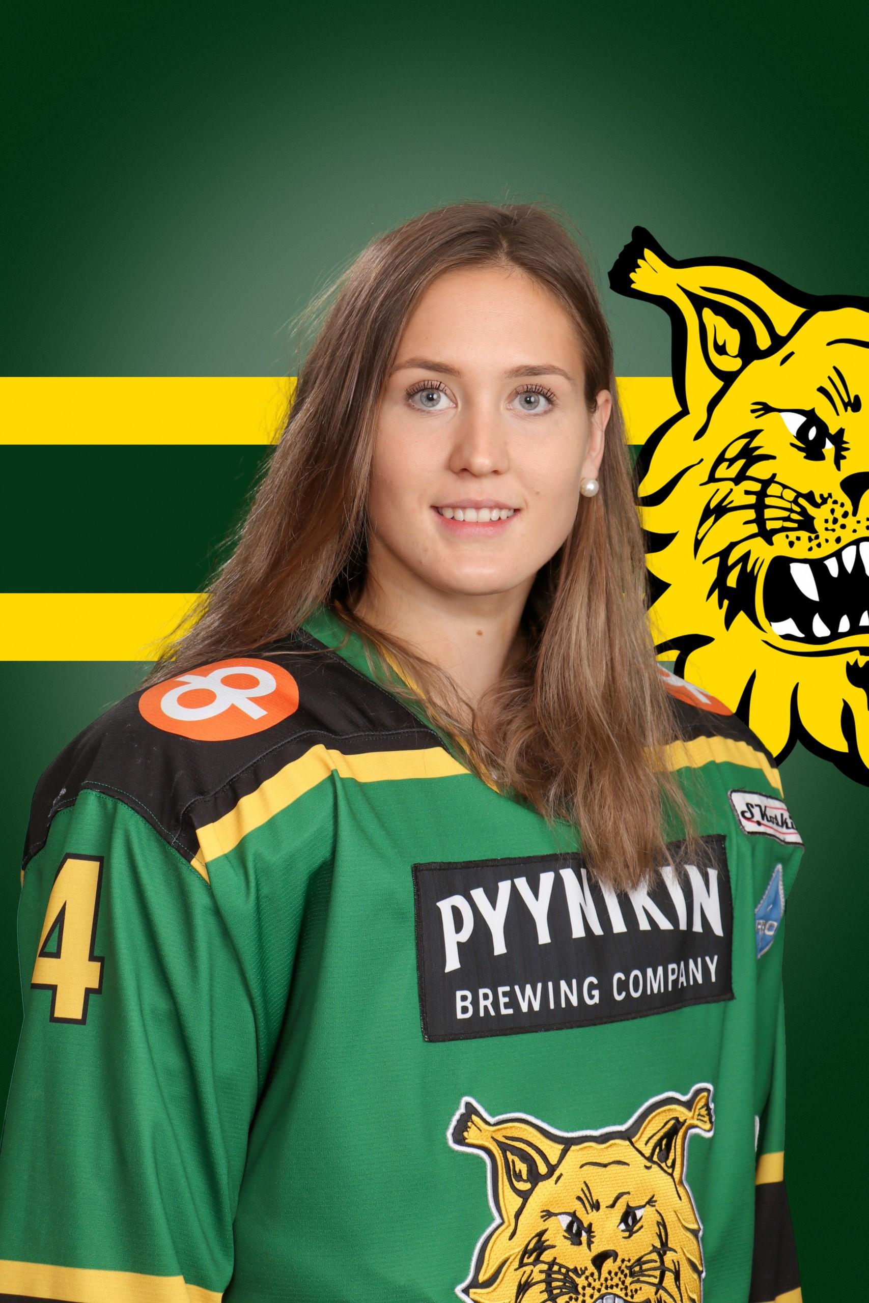 Jenna Lehtiniemi - Ilves Naiset