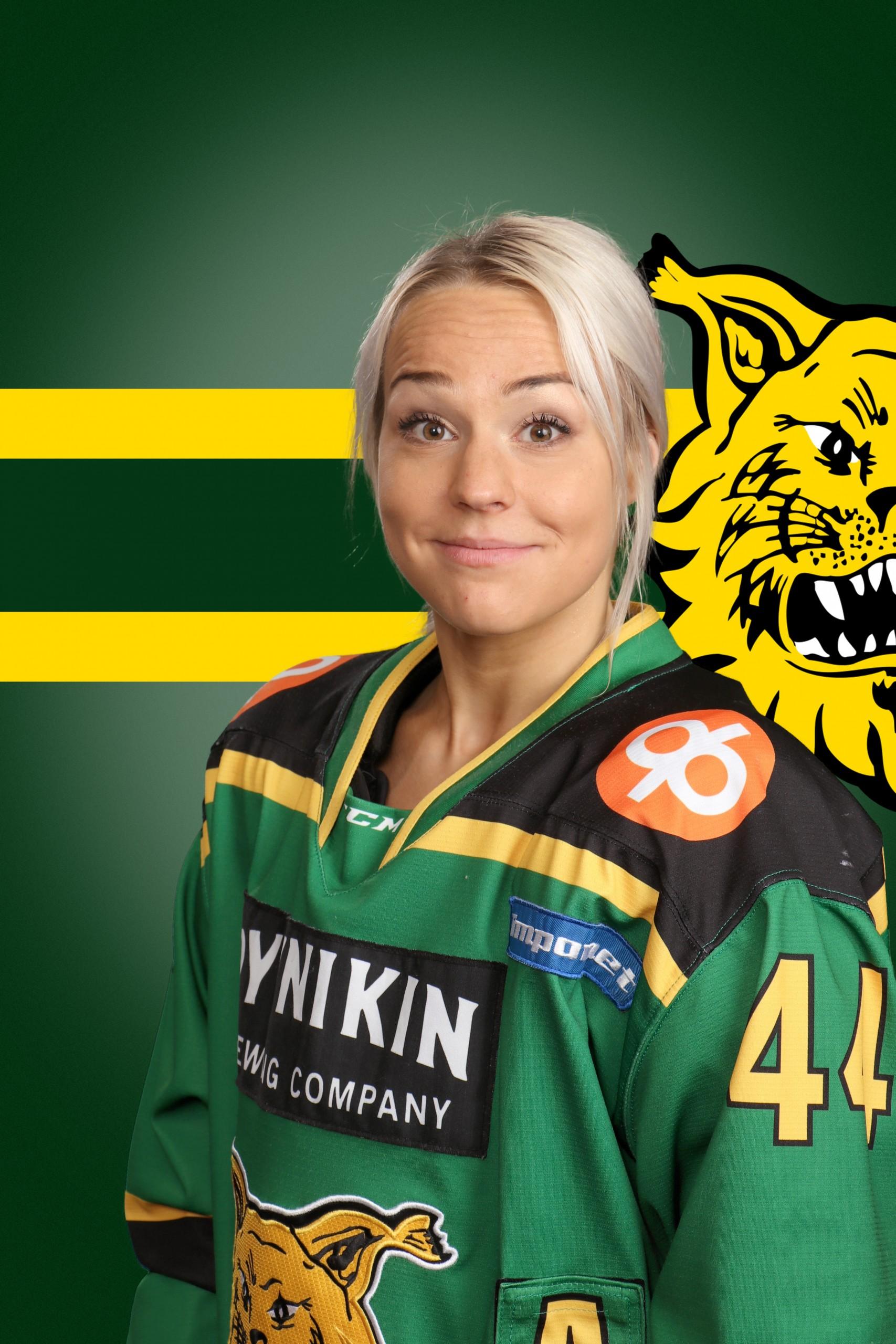 Ilves Naiset - JENNA SUOKKO